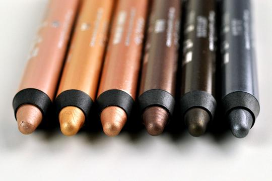 udsneakpeek001 Preview : Urban Decay Printemps 2011 : Crayons   Fards à Paupières et Blushs crèmes teintés !