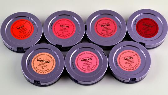udsneakpeek005 Preview : Urban Decay Printemps 2011 : Crayons   Fards à Paupières et Blushs crèmes teintés !