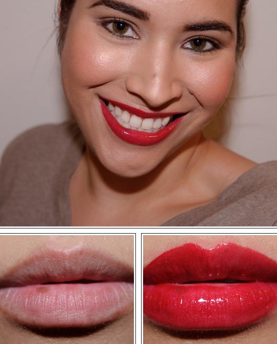 Chanel Triomphal Rouge Allure Extrait de Gloss