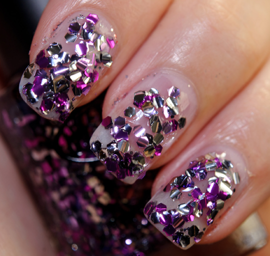 Color Club Backstage Pass Nail Lacquer