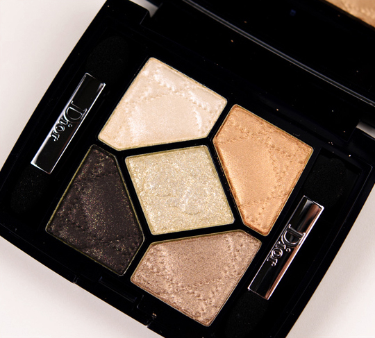 Dior Couture Gold (554) 5 Couleurs Eyeshadow Palette