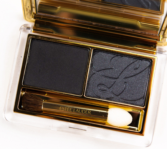 Estee Lauder Black Chrome Eyeshadow Duo