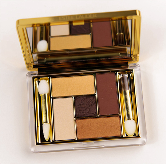 Estee Lauder Bronze Dunes Pure Color Eyeshadow Palette