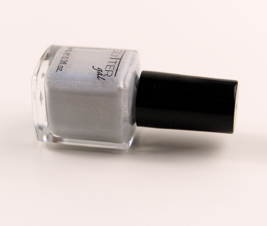 Glitter Gal Light as a Feather Nail Lacquer