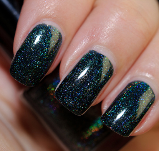 Glitter Gal Lizard Belly 3D Holographic Nail Lacquer