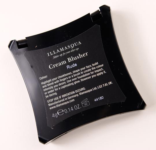 Illamasqua Rude Cream Blush