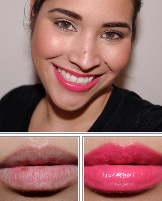 Laura Mercier Evening Pink Shimmer Lip Color