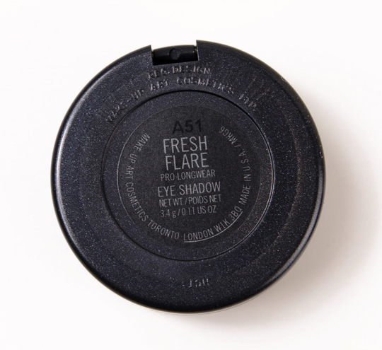 MAC Fresh Flare Pro Longwear Eyeshadow