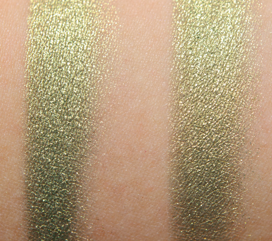 MAC Golden Olive Pigment