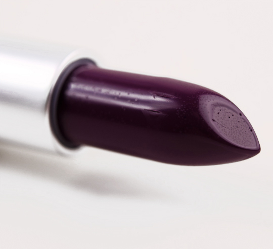 MAC Plum Bright Lipstick