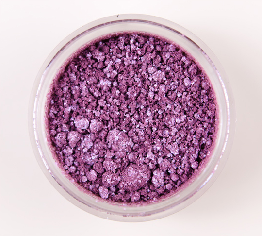 MAC Smoky Plum Crushed Metallic Pigment Kit