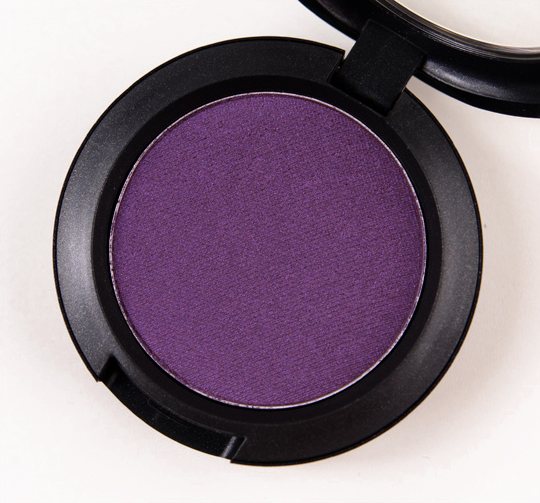 MAC Plush Pro Longwear Eyeshadow