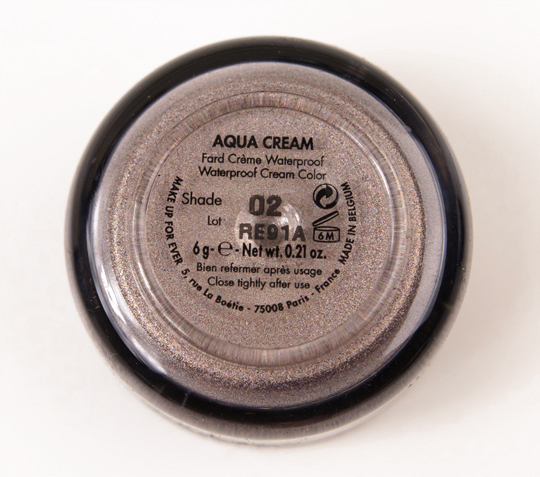 Make Up For Ever Wild & Chic Aqua Cream Collection