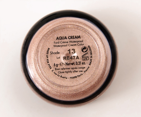 Make Up For Ever Wild & Chic Aqua Cream Collection