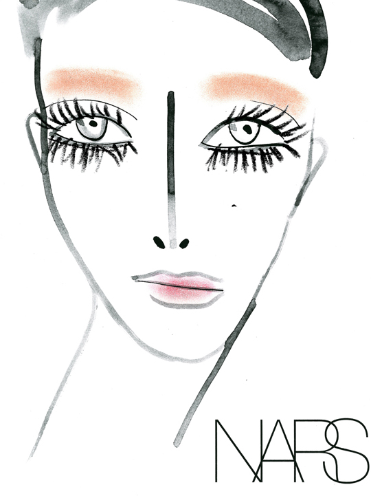 NARS @ HONOR S/S 2012