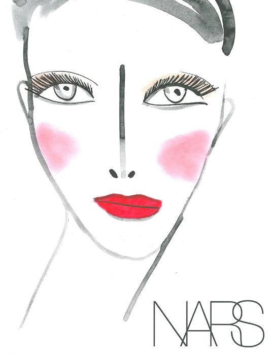 NARS @ Joy Cioci S/S 2012