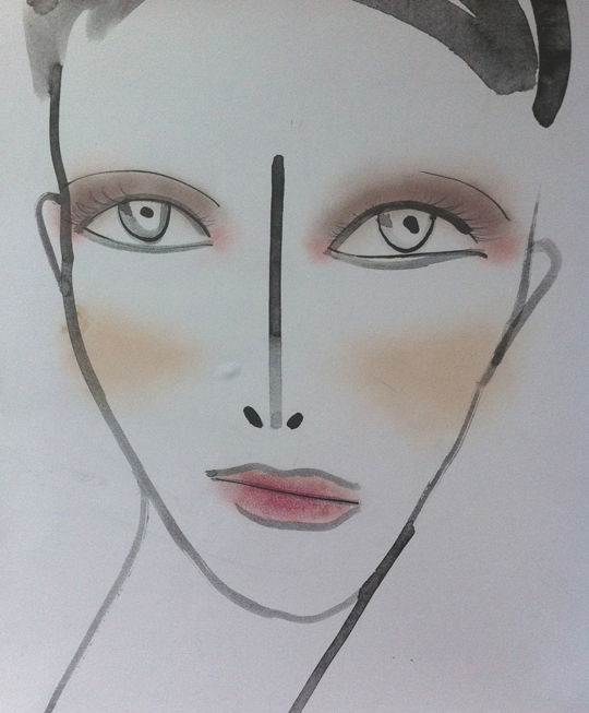 NARS @ Mandy Coon S/S 2012