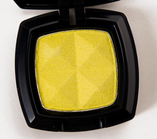 NYX Hot Yellow Eyeshadow