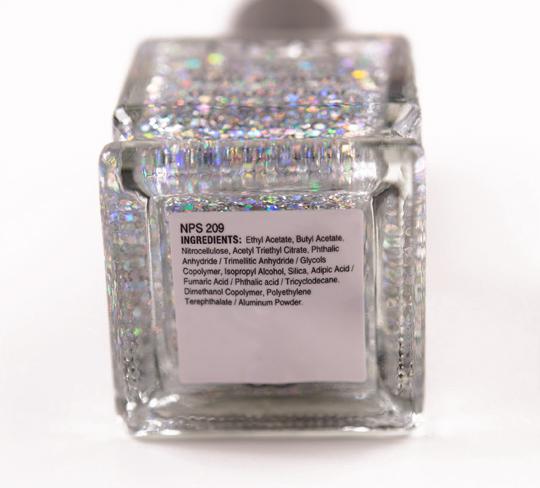 NYX Ice Glitter (209) Salon Formula Nail Polish