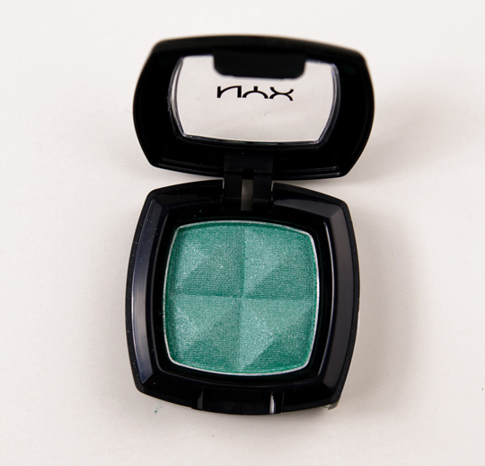 NYX Seafoam Green Eyeshadow