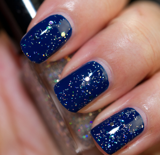 shu uemura Bleu Splendor Mini Nail Duo