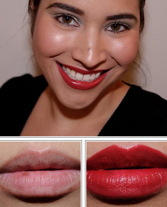 shu uemura Rouge Luster Lipstick