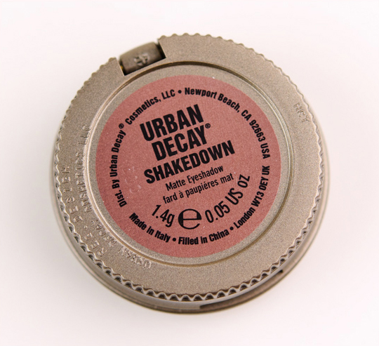 Urban Decay Shakedown Eyeshadow