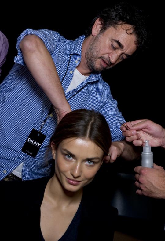 Wella Professionals @ DKNY S/S 2012