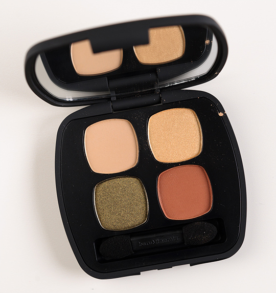 bareMinerals The Rare Find Eyeshadow Quad