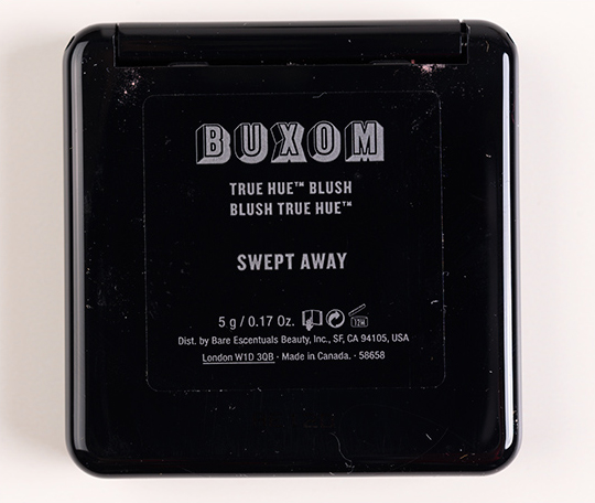 Buxom Swept Away True Hue Blush