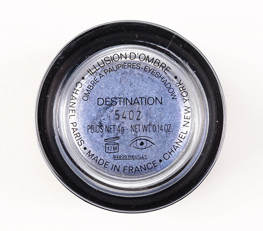 Chanel Destination Illusion d'Ombre Eyeshadow