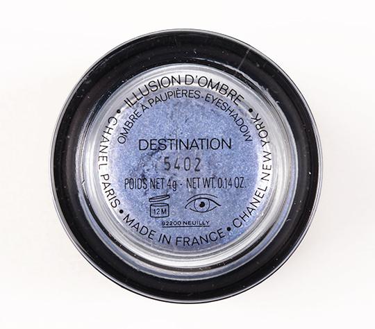 Chanel Destination Illusion d'Ombre Eyeshadow