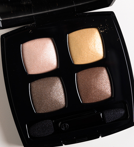 Chanel Intuition Eyeshadow Quad