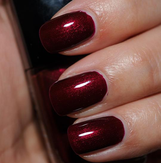 Chanel Malice Le Vernis Nail Lacquer