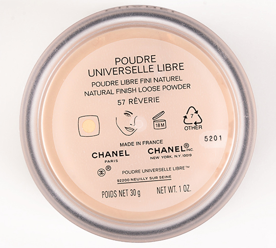 Chanel Reverie Natural Finish Loose Powder