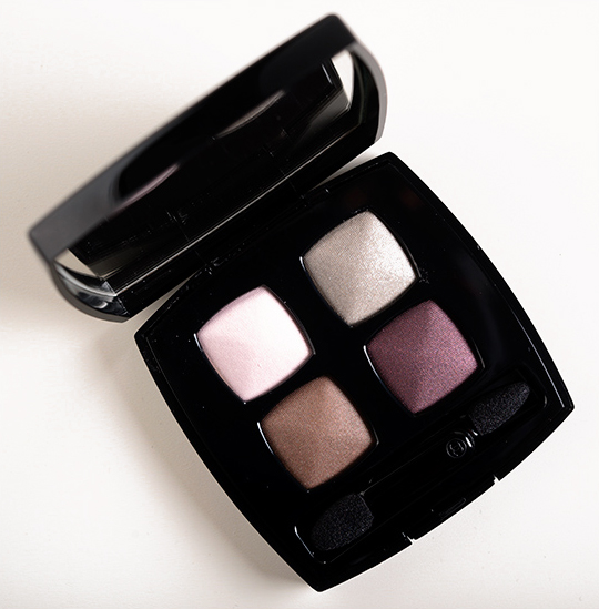 Chanel Variation Eyeshadow Quad