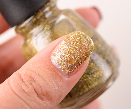 China Glaze Angel Wings Nail Lacquer
