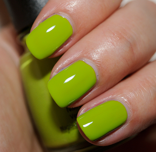 China Glaze Def Defying Nail Lacquer