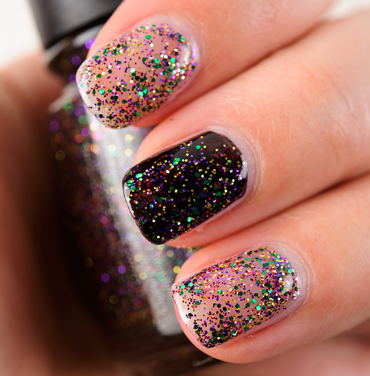 China Glaze Glitter All the Way Nail Lacquer