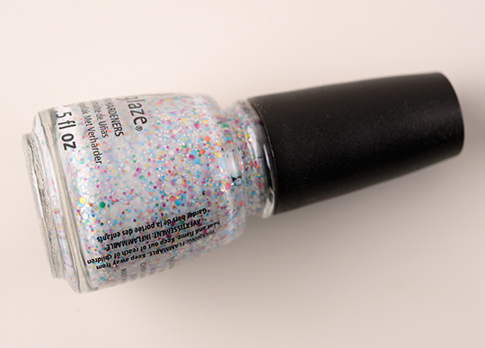 China Glaze It's a Trap-eze Nail Lacquer