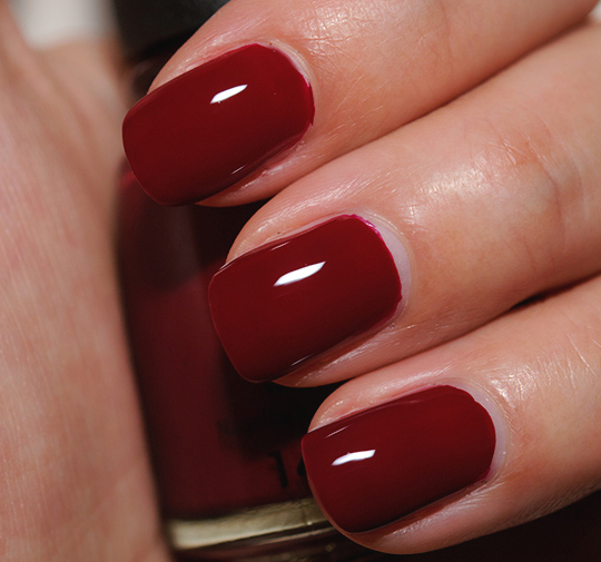 China Glaze Merry Berry Nail Lacquer