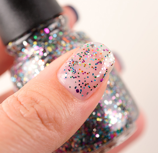 China Glaze Pizzazz Nail Lacquer