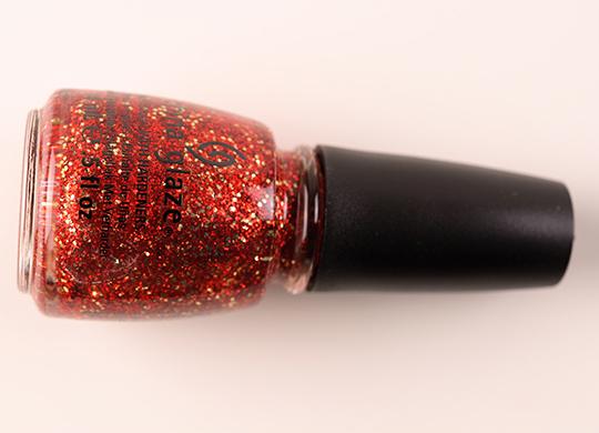 China Glaze Pure Joy Nail Lacquer