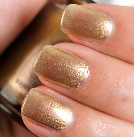 China Glaze Swanky Silk Nail Lacquer
