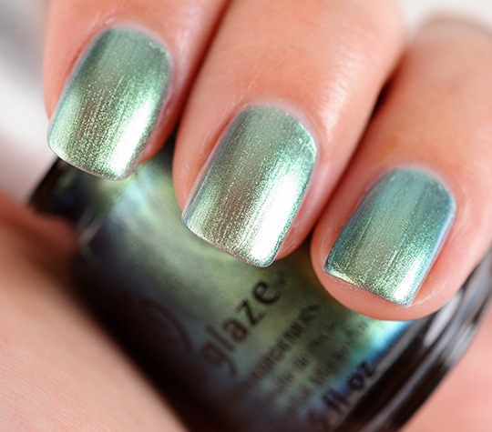 China Glaze Unpredictable Nail Lacquer