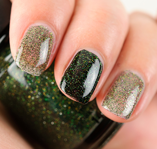 China Glaze Winter Holly Nail Lacquer