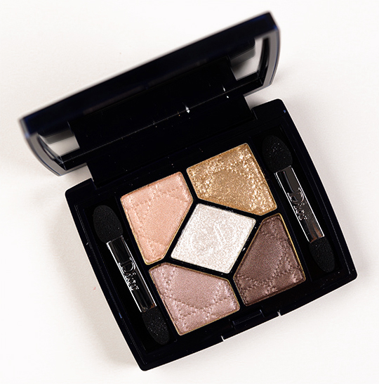 Dior Fairy Golds Eyeshadow Palette