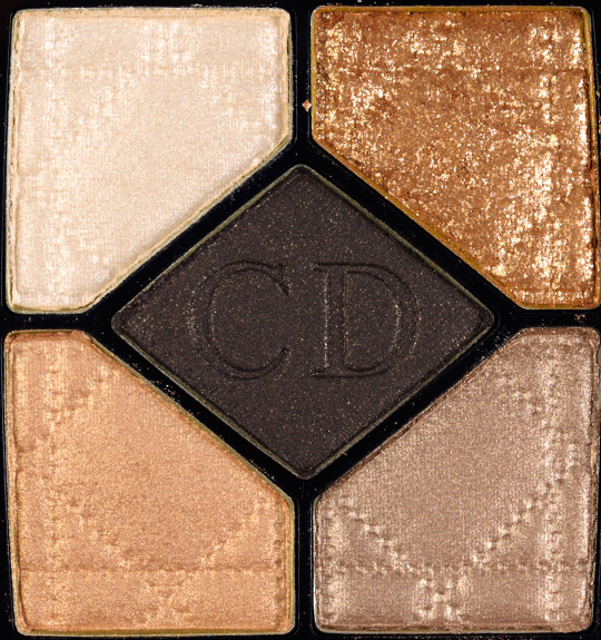 Dior Night Golds Eyeshadow Palette