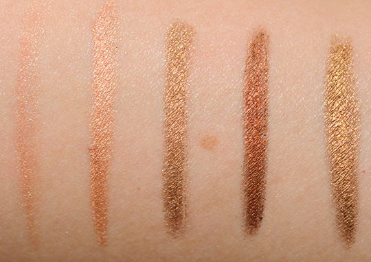 Copper Eyeliners