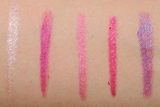 Pink Eyeliners